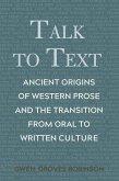 Talk to Text (eBook, ePUB)