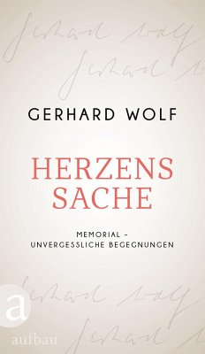 Herzenssache - Wolf, Gerhard