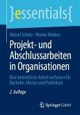 Projekt- und Abschlussarbeiten in Organisationen (eBook, PDF)