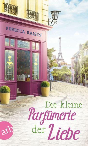 Buch-Reihe Paris Love