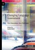 Changing Language Assessment (eBook, PDF)