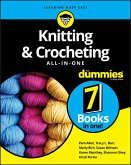 Knitting & Crocheting All-in-One For Dummies (eBook, PDF)
