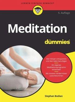 Meditation für Dummies (eBook, ePUB) - Bodian, Stephan