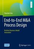 End-to-End M&A Process Design