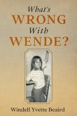What's Wrong With Wende? (eBook, ePUB)