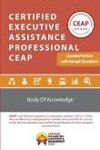 Certified Executive Assistance Professional CEAP Body of Knowledge