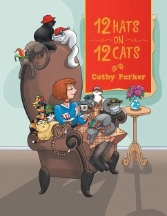 12 Hats on 12 Cats