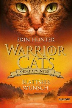 Warrior Cats - Short Adventure - Blattsees Wunsch - Hunter, Erin
