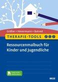 Therapie-Tools Ressourcenmalbuch für Kinder und Jugendliche