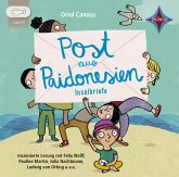 Post aus Paidonesien, Audio-CD