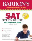 SAT Study Guide with 5 Practice Tests (eBook, ePUB)