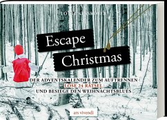 Escape Christmas - Adventskalender - Kinskofer, Lotte