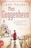 Miss Guggenheim / Mutige Frauen zwischen Kunst und Liebe Bd.16 (eBook, ePUB)
