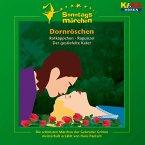 Dornröschen / Rotkäppchen / Rapunzel / Der gestiefelte Kater (KI.KA Sonntagsmärchen) (MP3-Download)