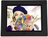 Rollei Pissarro DPF-860 20,3 cm (8 Zoll) Bilderrahmen (1024 x 768 Pixel, 4:3 Seitenverhältnis)