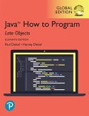Java How To Program, Late Objects, eBook, Global Edition (eBook, PDF)