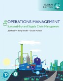 Operations Management: Sustainability and Supply Chain Management, Global Edition (eBook, PDF)