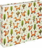Hama Forest Fox 10x15 200 Fotos Einsteck/Memo 2700