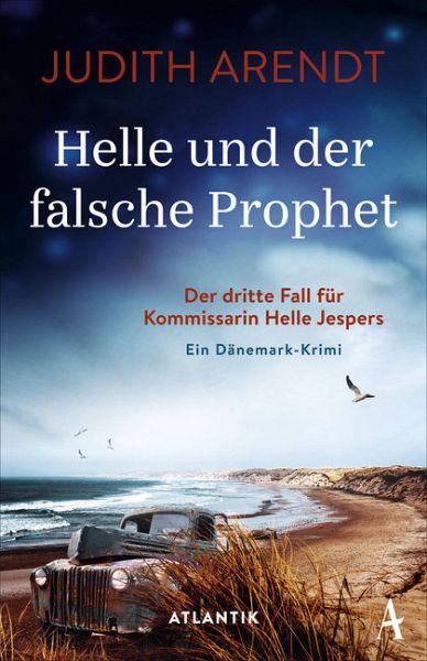 Buch-Reihe Kommissarin Helle Jespers