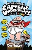 Die Abenteuer des Captain Underpants Band 1