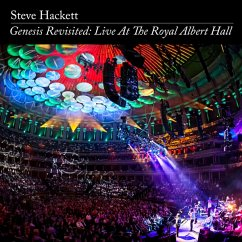 Genesis Revisited: Live At The Royal Albert Hall- - Hackett,Steve