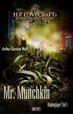 Lovecrafts Schriften des Grauens 11: Mr. Munchkin (eBook, ePUB)