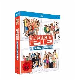 American Pie-4 Movie Collection (Blu-ray) BLU-RAY Box