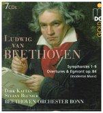 Sämtliche Sinfonien Und Egmont Op.84