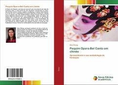 Pequim Opera-Bel Canto em chinês
