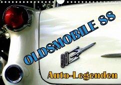 Auto-Legenden - Oldsmobile 88 (Wandkalender 2021 DIN A4 quer)