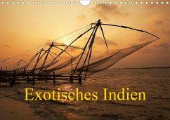 Exotisches Indien (Wandkalender 2021 DIN A4 quer)
