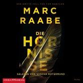 Die Hornisse / Tom Babylon Bd.3 (2 MP3-CDs)