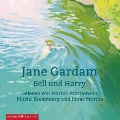 Bell und Harry, 4 Audio-CD - Gardam, Jane
