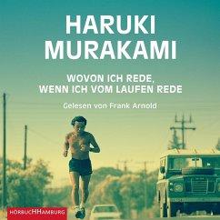 Wovon ich rede, wenn ich vom Laufen rede, 1 MP3-CD - Murakami, Haruki