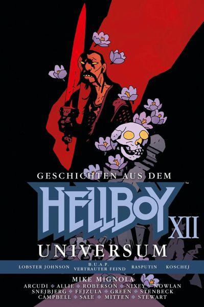Buch-Reihe Geschichten aus dem Hellboy-Universum