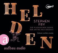 Helden / Mythos-Trilogie Bd.2 (2 MP3-CD) - Fry, Stephen