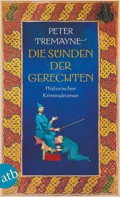 Die Sünden der Gerechten / Ein Fall für Schwester Fidelma Bd.31 - Tremayne, Peter