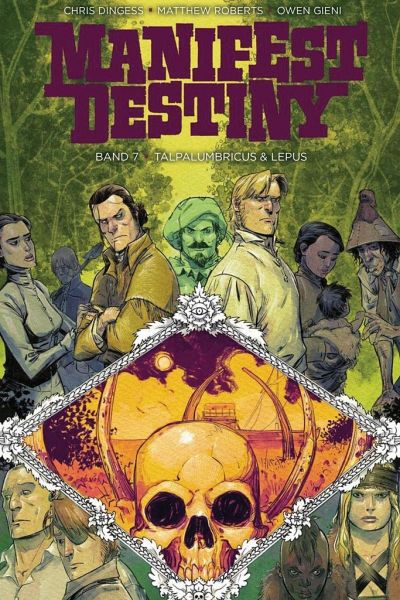 Buch-Reihe Manifest Destiny
