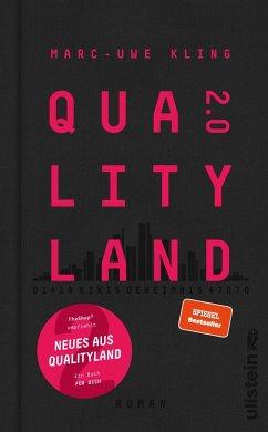 QualityLand 2.0 / QualityLand Bd.2 - Kling, Marc-Uwe