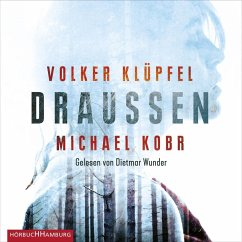 DRAUSSEN, 7 Audio-CD - Klüpfel, Volker; Kobr, Michael