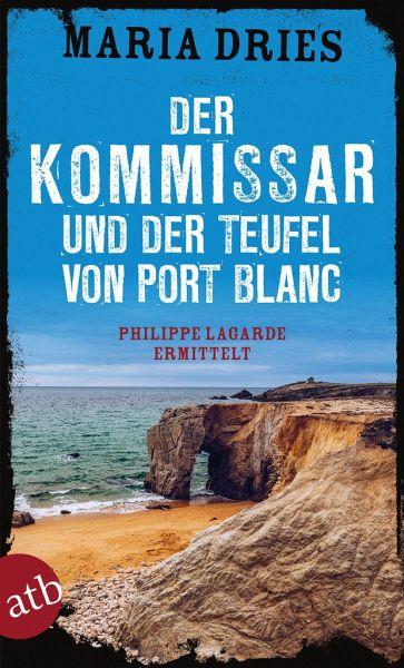 Buch-Reihe Philippe Lagarde ermittelt
