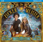 Der magische Pakt / Die Zuckermeister Bd.1 (2 Audio-CDs)