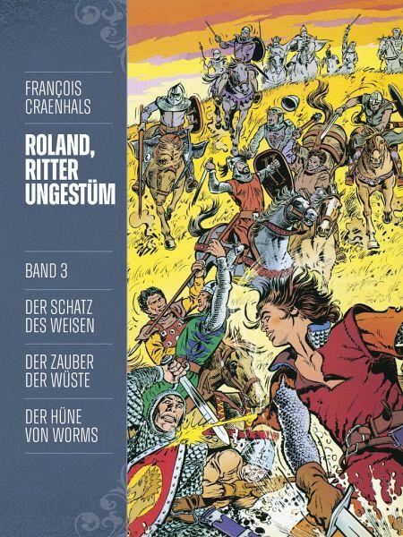 Buch-Reihe Roland, Ritter Ungestüm