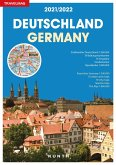 Reiseatlas Deutschland / Germany 2021/2022