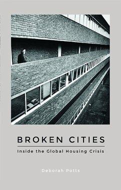 Broken Cities (eBook, ePUB) - Potts, Deborah