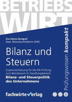 Bilanz und Steuerpolitik - Fresow, Reinhard; Heinz-Zentgraf, Eva