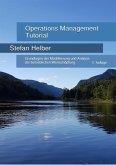 Operations Management Tutorial (eBook, PDF)