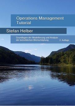 Operations Management Tutorial (eBook, PDF) - Helber, Stefan
