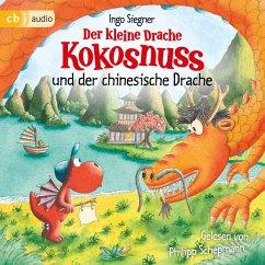 Der kleine Drache Kokosnuss und der chinesische Drache / Die Abenteuer des kleinen Drachen Kokosnuss Bd.28 (MP3-Download) - Siegner, Ingo