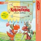 Der kleine Drache Kokosnuss erforscht die Ritter / Der kleine Drache Kokosnuss - Alles klar! Bd.5 (MP3-Download)
